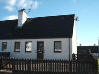 2 Bedroom Semi-Detached House - Muir-of-Ord.