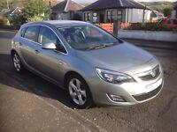 Vauxhall Astra 2.0 CDTi ecoFLEX 16v SRi 5dr (start/stop) (163 bhp)
