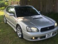 Subaru Legacy *B4* TwinTurbo 300Bhp HKS Dump Valve RARE Custom Interior