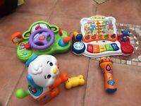 Electronic Activity toy bundle