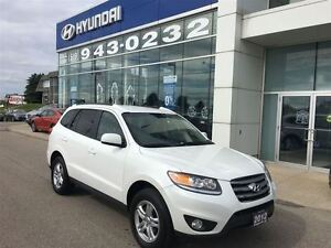 2012 Hyundai Santa Fe GL V6 AWD - Trade-in CarProof $0