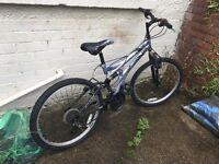 Dunlop Bike 14'' wheels