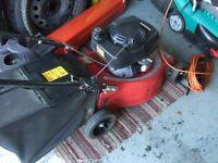 Mountfield Laser Honda GV100 engine