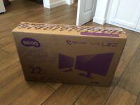 BenQ GW2270 - 22-Inch - Eye-Care Monitor - Glossy Black pc desktop