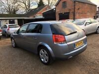 Signum Vauxhall diesel automatic full service History