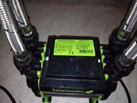 Salamander CT50 + Shower Pump