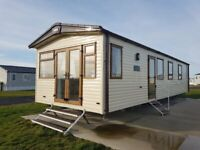 ABI ELAN HOLIDAY HOME - LOCATED AT SILVER SANDS HOLIDAY PARK LOSSIEMOUTH (STATIC CARAVAN)