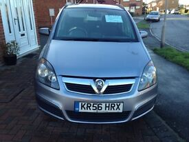 Vauxhall Zafira for sale good condition