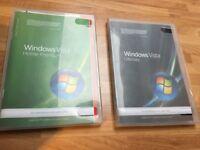 MICROSOFT WINDOWS ----- VISTA ULTIMATE & HOME PREMIUM ------ DVD