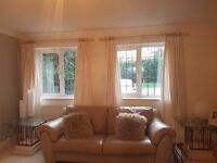 Curtains 7ft drop hand made heavy lined x4 well looked after.
