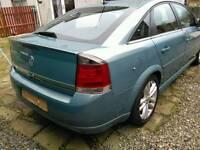 Vauxhall vectra SRI SAT NAV