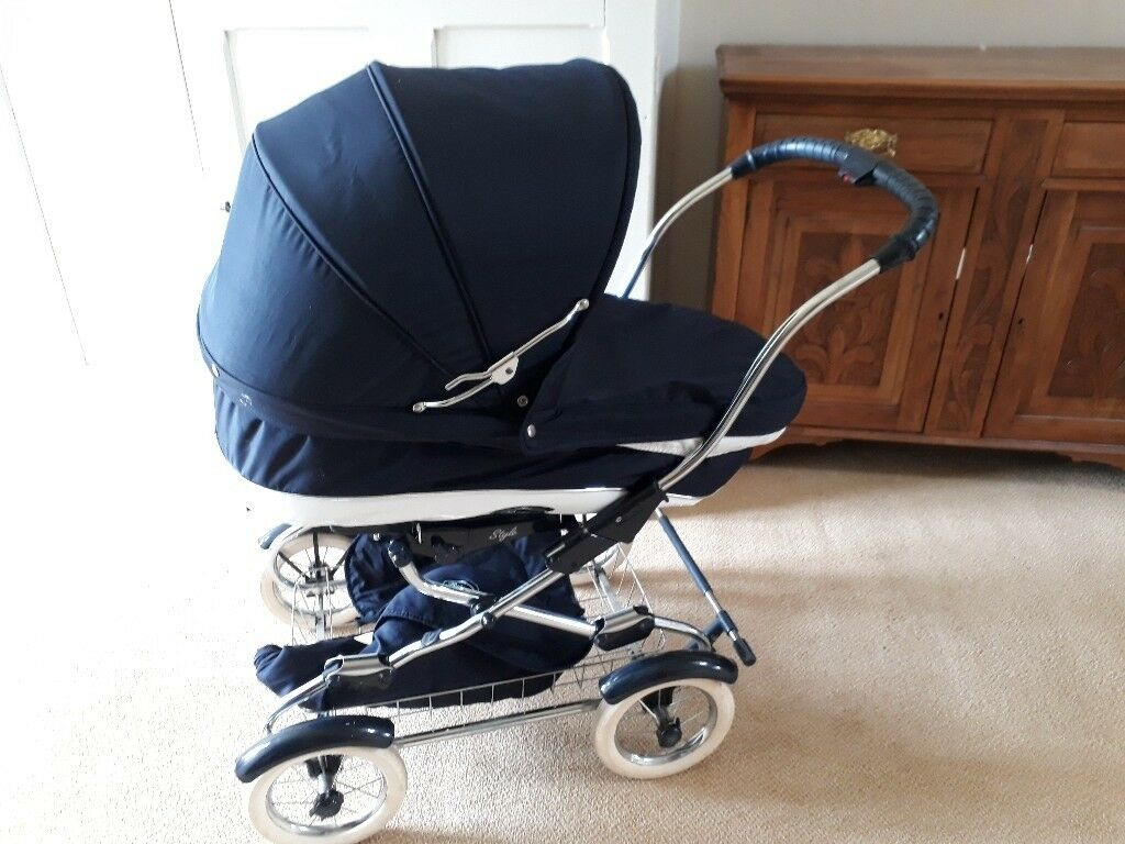 Bebe car pram and pushchair
