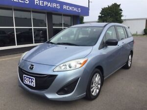 2012 Mazda Mazda5 GS 7 SEATER GREAT FAMILY VECHICLE