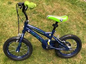 "Ben 10 Bike 14"" wheels"