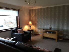 For Rent : 2 Bed fully furnished ground floor flat