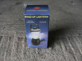 Wind up Lantern