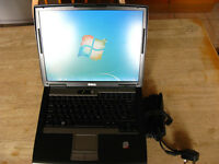 Dell Latitude D530 Laptop Intel Core2Duo