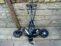 Slazenger Golf Trolley