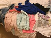 Girls clothes - age 10
