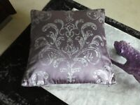 Beautiful filled cushions. From Next. As new condition. 46cms x 46 cms. Have 5 for sale. £6 each.