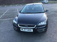 FORD FOCUS 1.6 TDCI (07) 2007 FULL 12 MONTH MOT, MINT CONDITION