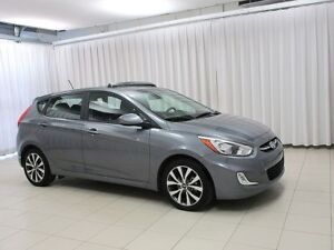 2017 Hyundai Accent HURRY IN TO SEE THIS BEAUTY!! 5DR HATCH w/ H