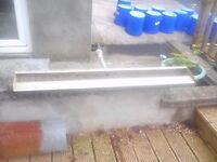 USED Aluminium Water feature