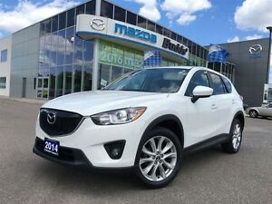 2014 Mazda CX-5 GT | ALL WHEEL DRIVE