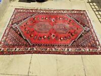 Persian Handmade Rug 136cm x 197cm