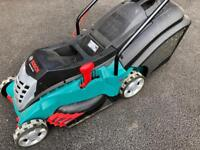 Bosch electric rotary lawnmower