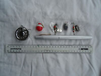 "Small ""in your pocket"" Telescopic Fishing Rod and Reel"