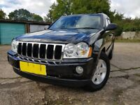 Jeep Grand Cherokee 2006- 3.0 CRD V6 Limited 4x4 5dr