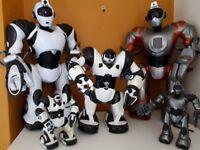 Robo Sapien collection