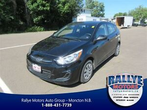2015 Hyundai Accent L! ONLY 37K! Trade-In! Save!