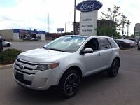2014 Ford Edge PANORAMIC ROOF, NAVIGATION, AWD!