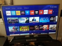 """Bauhn 55"""" HD TV - Barely Used"""