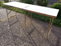 Paste or Car boot Table