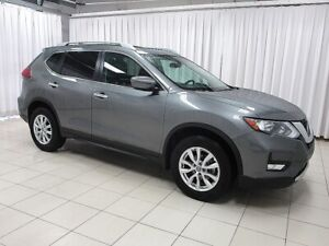 2018 Nissan Rogue EXPERIENCE IT FOR YOURSELF!! SV AWD SUV w/ BAC