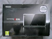 Nintendo 3DS in Cosmos Black - BOXED