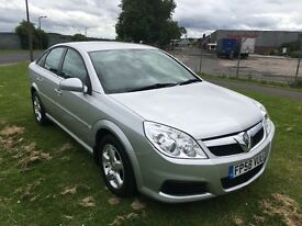 58 REG VAUXHALL VECTRA 1.9 CDTi EXCLUSIVE 5DR-LOW MILES-FULL HISTORY-2 KEYS-GREAT CAR-DRIVES WELL