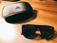 Emporio Armani Sunglasses (worn a few times, like new)