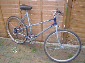 vintage Raleigh wisp womens sports bike