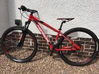 """Merida Big 7 40 mountain bike - 15"""" frame 27.5 wheels"""