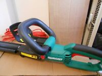 Qualcast Corded Hedge Trimmer -600w