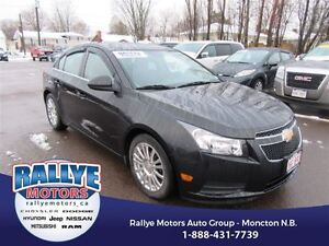 2014 Chevrolet Cruze ECO! ONLY 52K! Alloy! Trade-In! Save!
