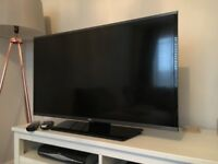 """GOOD AS NEW "" LG 39"" HD ready smart TV,"