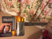 Dyson wireless vacuum cleaner to collect in hucknall