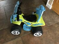 Childs Electric Quad Bike