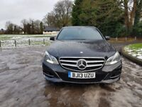 Mercedes E Class 220 cdi 7G-Tronic Plus 4dr ( w212 Facelift Model )