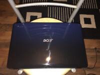 acer aspire 5735z laptop spares or repair